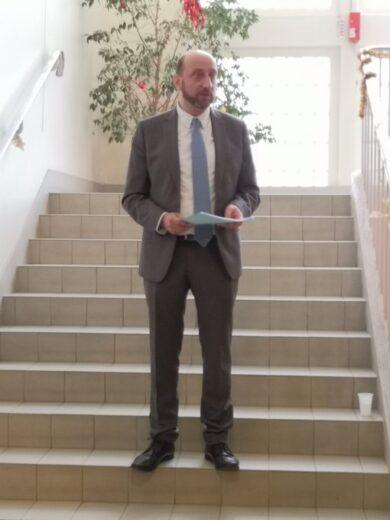 Boris Vauzeilles est notre nouveau Directeur d'Unité